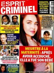 ESPRIT CRIMINEL N6