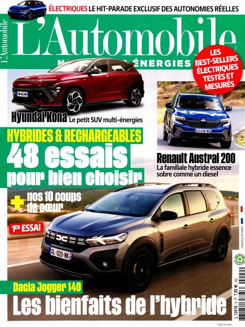 L'AUTOMOBILE MAGAZINE NOUVELLES ENERGIES N1