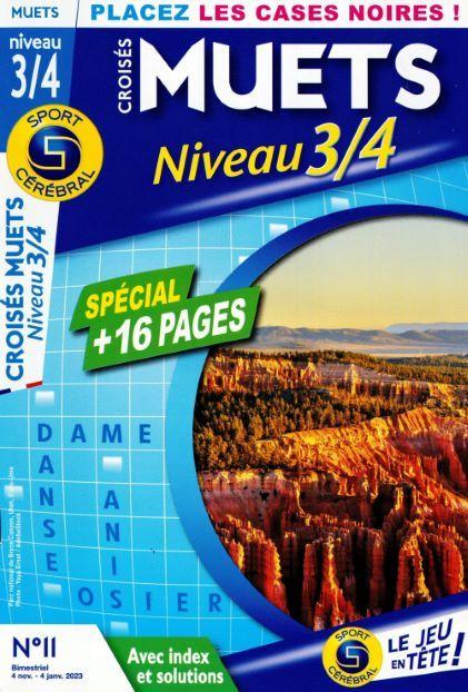 SC CROISES MUET NIVEAU 3/4 N4