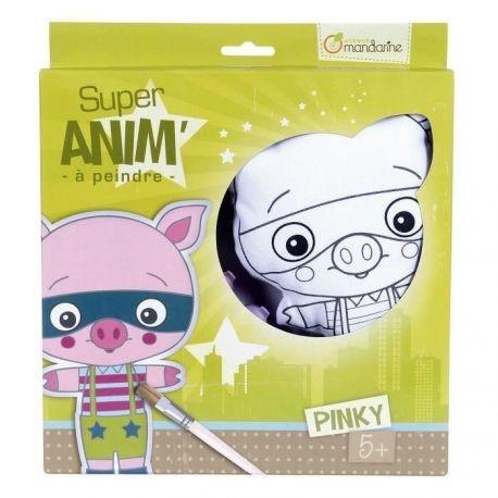 Super Anim à peindre - Pinky