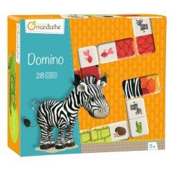 Domino Animaux et Textures