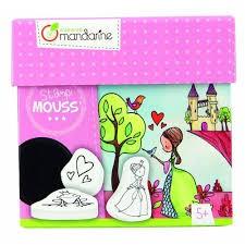 Boîte de Tampons - Princesses