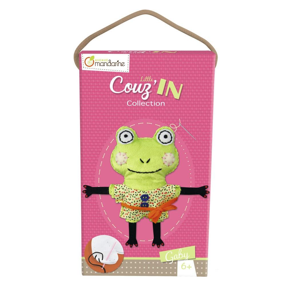 Little Couz'in - Gaby la grenouille