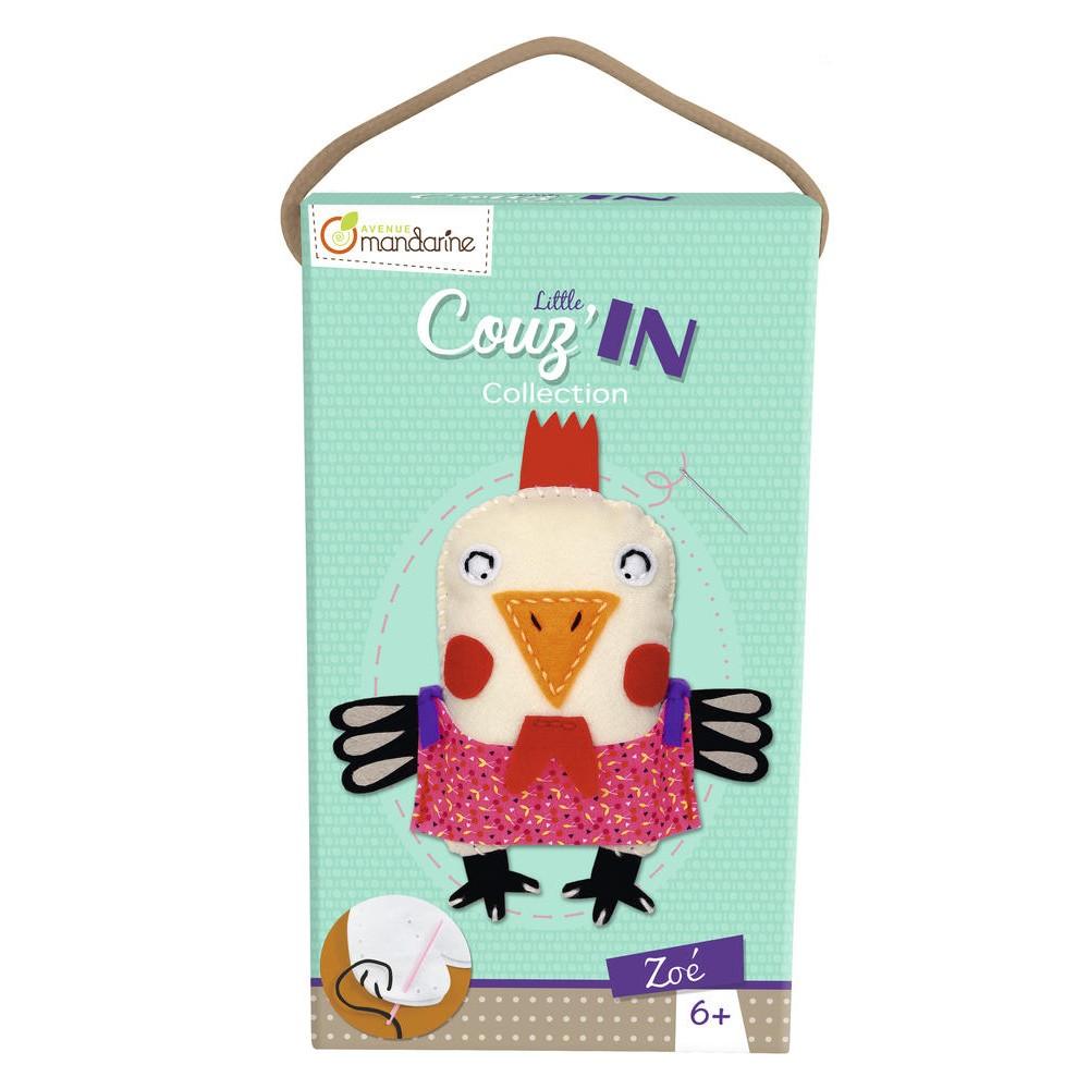 Little Couz'in - Zoé la poule