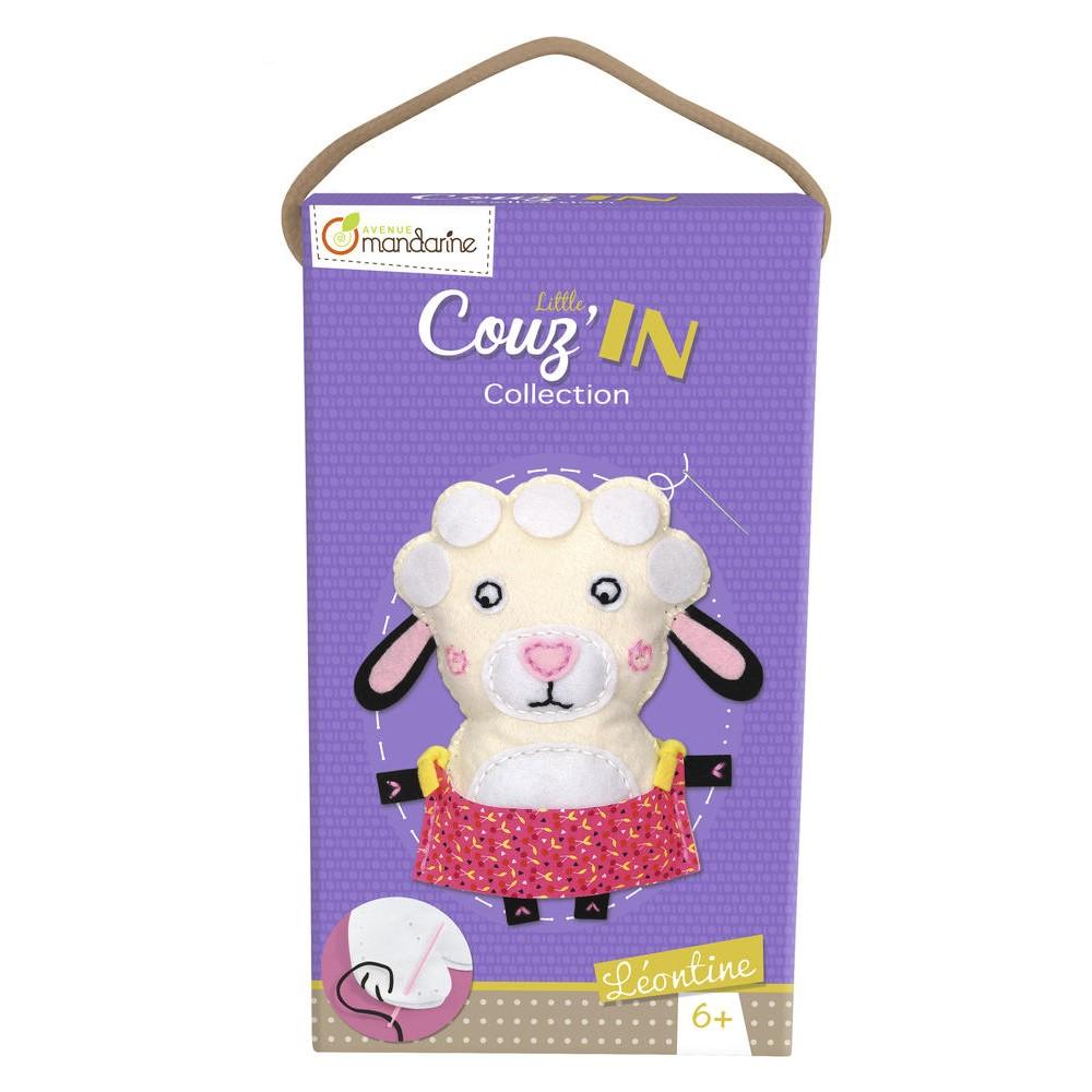 Little Couz'in - Léontine le mouton
