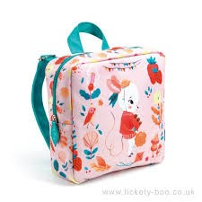Mouse Nursery School Bag by Djeco