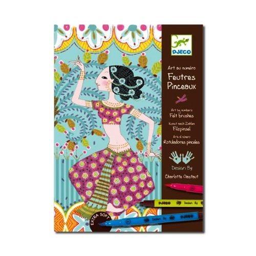 FEUTRES PINCEAUX - Exquisite Orient