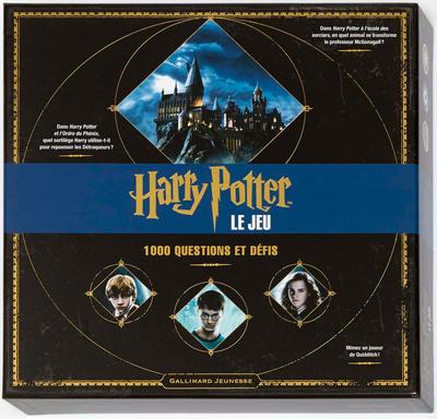 Coffret Harry Potter- Le Jeu De Plateau