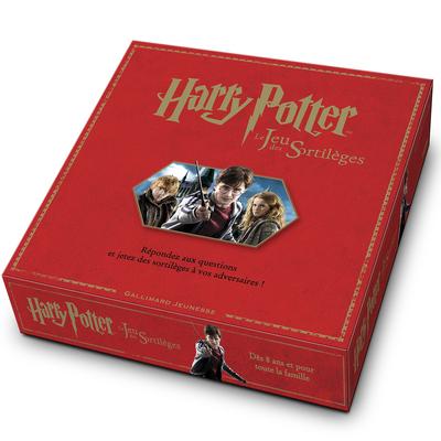 Coffret Harry Potter- Le Jeu Des Sortileges