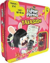 LAPIN CRETINS - YAKASUSHI
