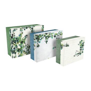 CF HEDERA NESTED BOX SMALL  (32 x 26 x 12cm)