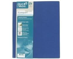 Agenda Eurequart Blue 2012