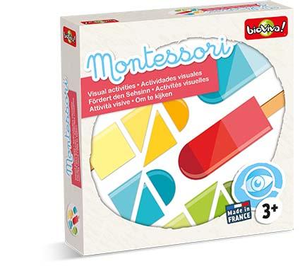 Montessori - I observe
