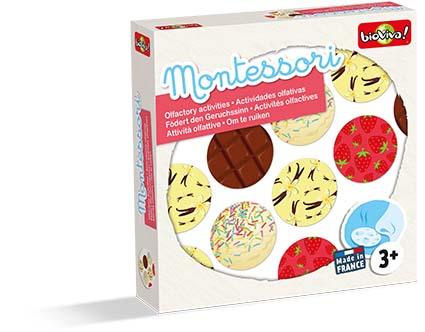 Montessori - I smell