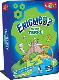 Les Enigmes - Notre Terre