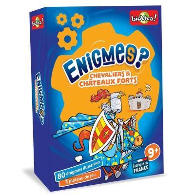 Les Enigmes - Chevaliers et châteaux forts