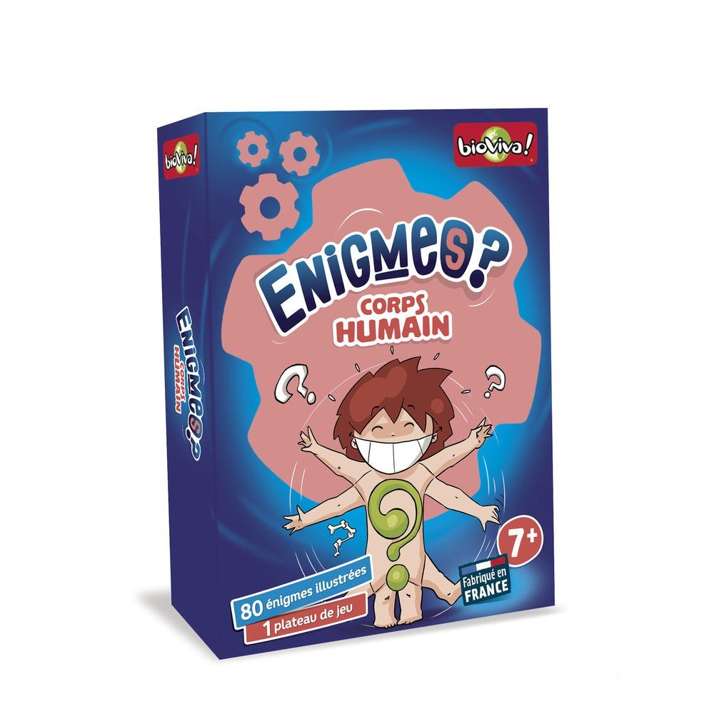Les Enigmes - Corps humain