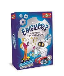 Les Enigmes - Nouvelles technologies