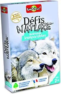 Défis Nature - Animaux Inséparables