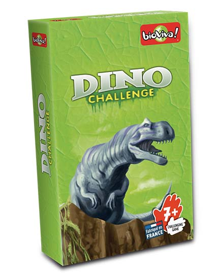 Dino Challenge - Green