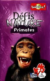 Défis Nature - Primates