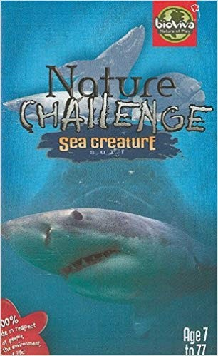 Nature Challenge - Sea Creatures