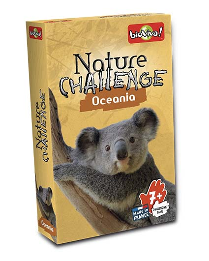 Nature Challenge - Oceania