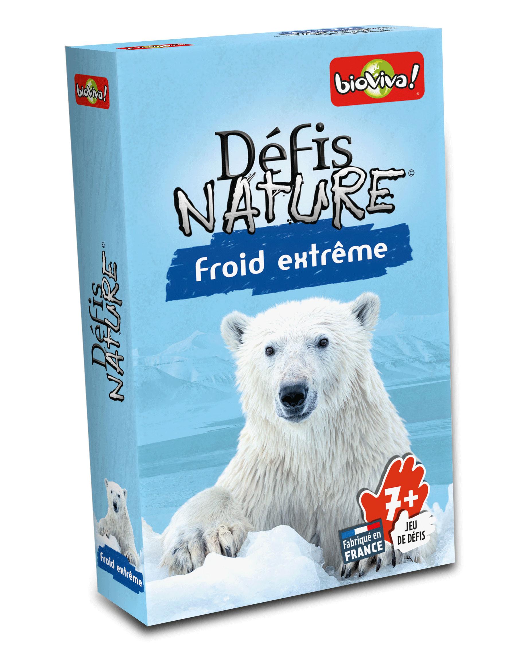 Défis Nature - Froid extrême