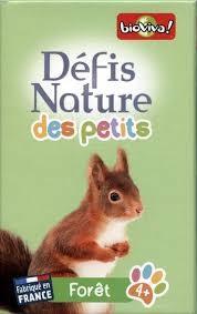 Défis Nature des Petits - Forêt