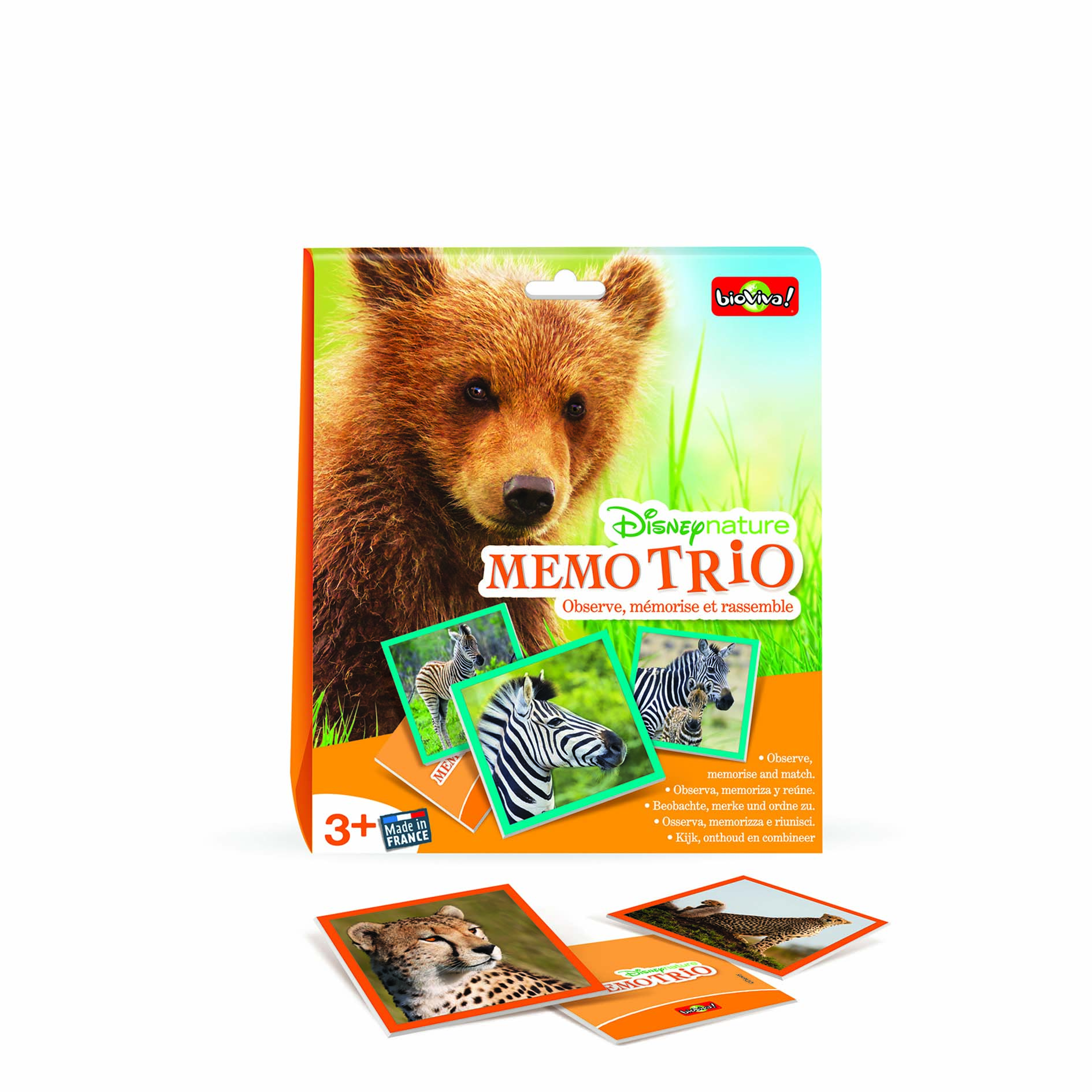 Memo Trio - Disneynature