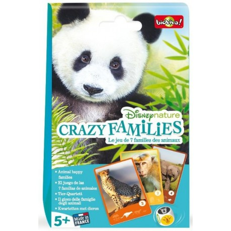 Crazy Families - Disneynature