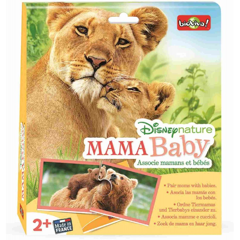 Mama Baby - Disneynature