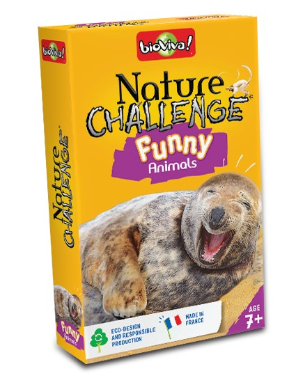 Nature Challenge - Funny animals