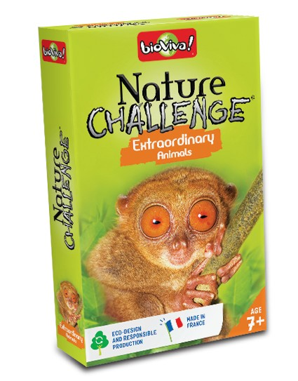 Nature Challenge - Extraordinary animals