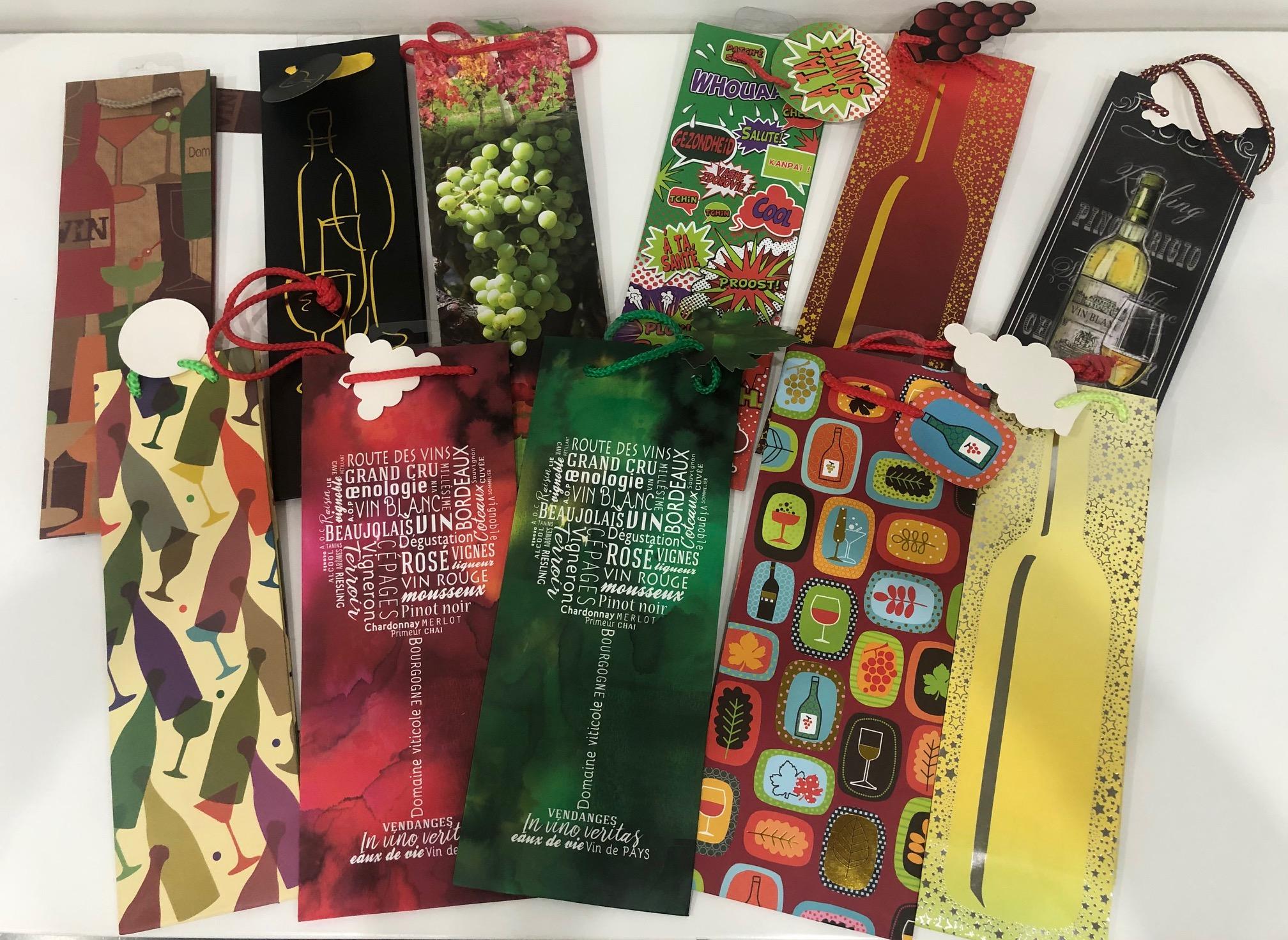 Emballage Cadeaux - Sac Vins