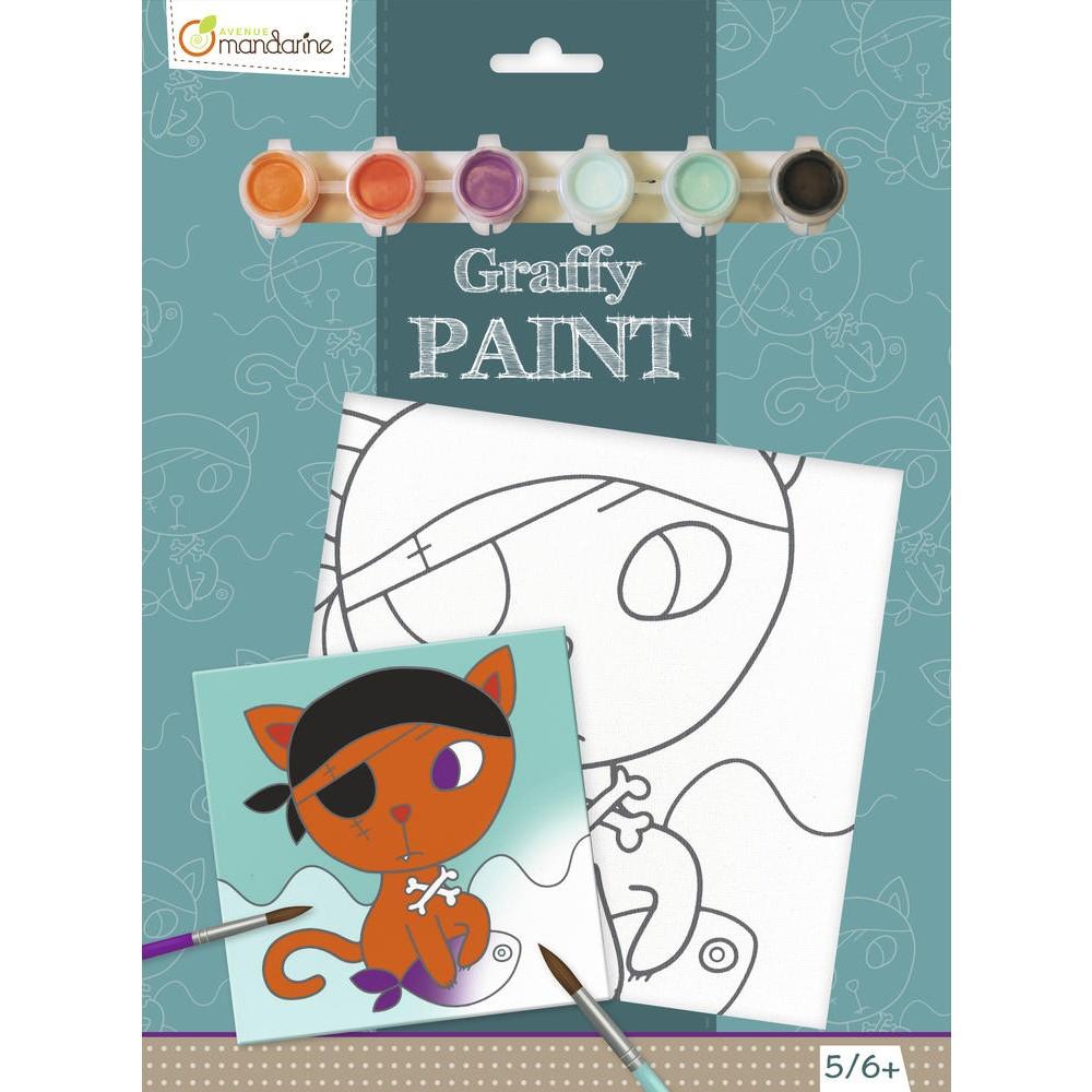 Graffy Paint Chat Pirate