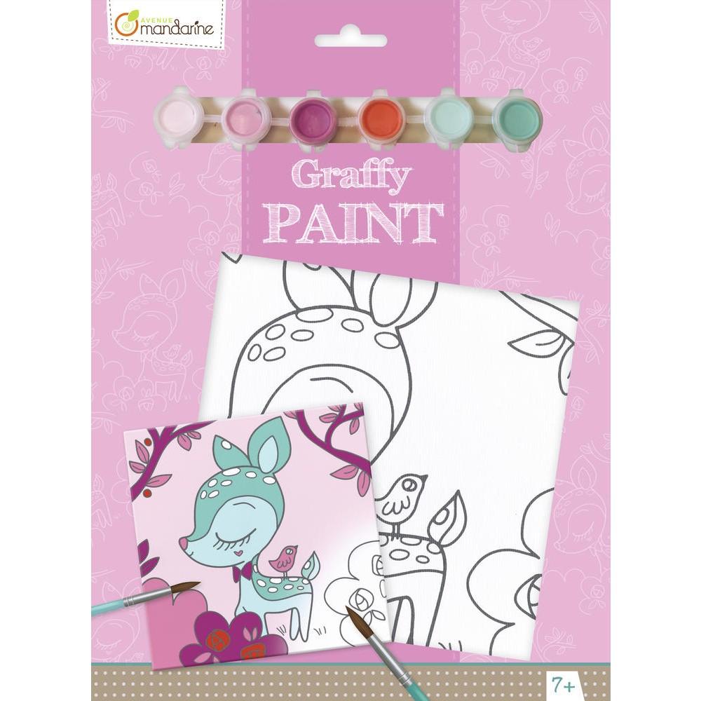 Graffy Paint Foan