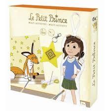 Avenue Mandarine - Le Petit Prince Kit multi à peindre