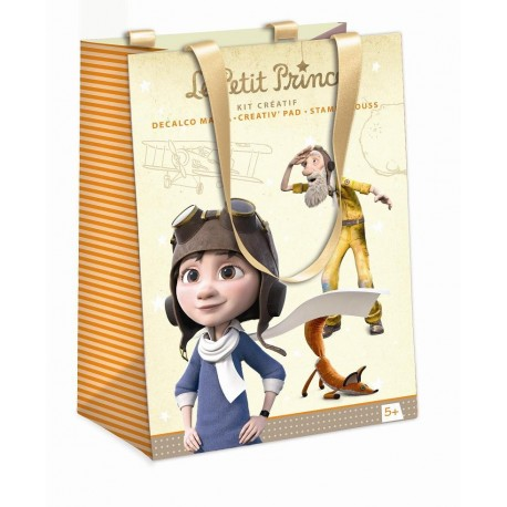 Mandarine La Petit Prince Set Créatif