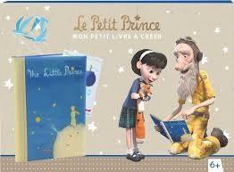 Coffret Le petit prince : Mon petit livre à créer