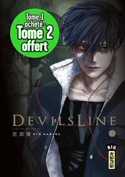 Devil's line - Pack en deux volumes dont 1 offert
