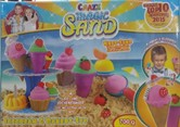 ICE CREAM AND BAKERY SET 700g+shapes and sand box