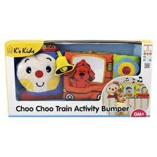 Choo Choo Train Act. Bumper