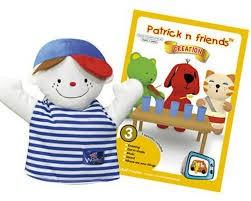 PNF DVD W/Hand Puppet-Wayne