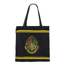 Sac en toile - Poudlard - Harry Potter