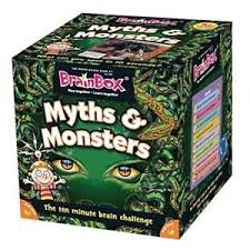 BrainBox Myths and Monsters