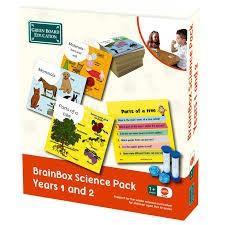 BrainBox Science Tray KS1 (Years 1 and 2)