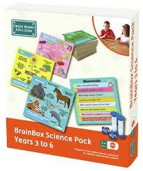 BrainBox Science Tray KS2 (Years 3 to 6)