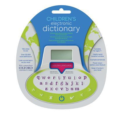 Children's Electronic Dictionary Bookmark - Starter Pack