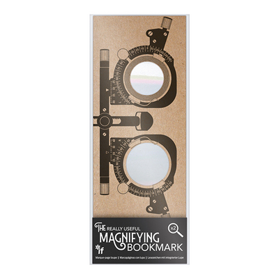Magnifying Bookmark - The Optometrists